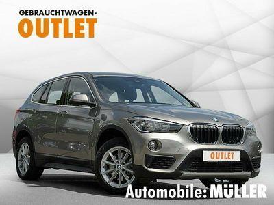 gebraucht BMW X1 -xDrive20i Autom. XDrive