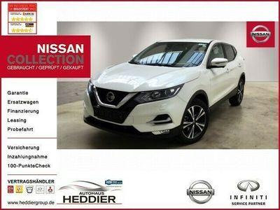 gebraucht Nissan Qashqai N-Connecta *360-KAMERA,SHZ,NAVI*