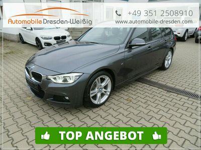 gebraucht BMW 320 iA M Sport*voll LED*Navi*Hifi*Leder*EU6 d Te