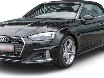 gebraucht Audi A5 Cabriolet A5 40 2.0 TDI quattro S line (EURO 6d