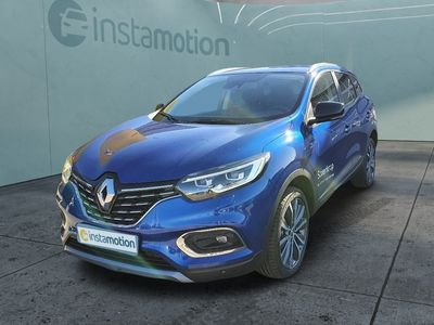 gebraucht Renault Kadjar KadjarBOSE Edition BLUE dCi 150 4x4 incl. AHK +
