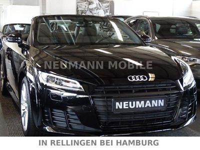 gebraucht Audi TT Roadster 1.8 TFSI S tronic Black