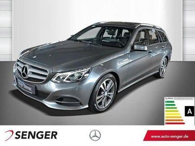 gebraucht Mercedes E350 E-KlasseBT Avantgarde Comand AHK Glas-SD LED-ILS