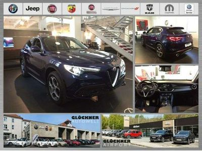 gebraucht Alfa Romeo Stelvio Super 2.0 Turbo AT8-Q4, NAVI, KLIMAAUTO.