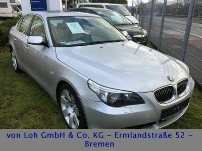 gebraucht BMW 545 5er i - Scheckheftgepflegt & Vollausstattung