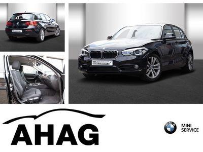 gebraucht BMW 118 i Sport Line 1er