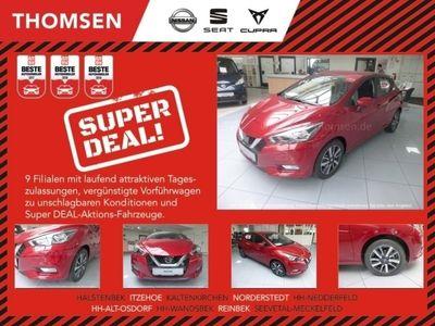 gebraucht Nissan Micra 1.0 N-WAY Navi-Klima-LM-Tempomat-Bluetooth