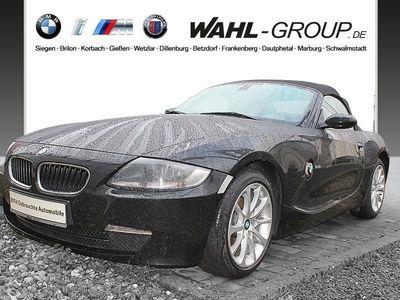 gebraucht BMW Z4 Roadster 2.5i HiFi Xenon Tempomat Klimaaut.