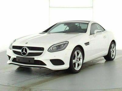 gebraucht Mercedes SLC200