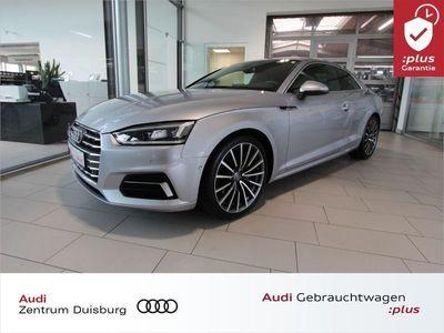 gebraucht Audi A5 Coupé Sport 40 TDI LED NaviTouch Alcantara