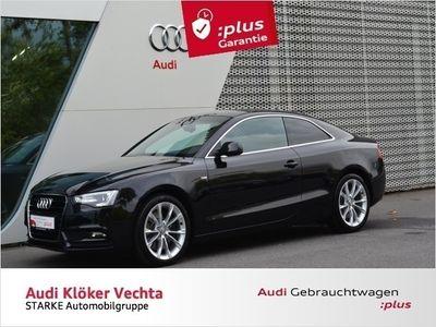 gebraucht Audi A5 Coupé 3.0 TFSI quattro S tronic S line Navi Led