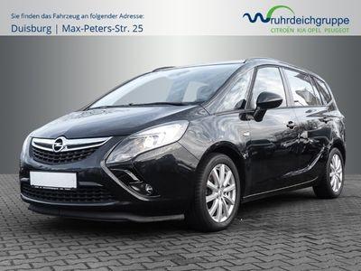 gebraucht Opel Zafira Tourer C Edition 2.0 CDTI AUT+7-Sitz+Navi+PDC+BT+