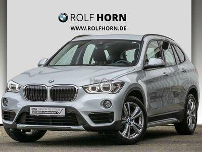 gebraucht BMW X1 sDrive18i Sport Line - SERVICE INCLUSIVE*