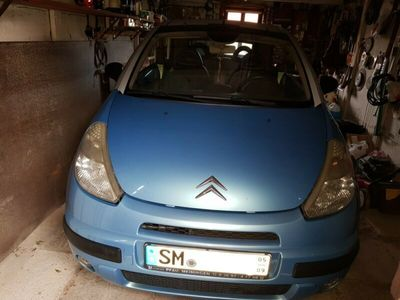 gebraucht Citroën C3 Pluriel 1.6 16V Senso Drive
