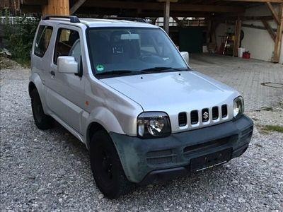 gebraucht Suzuki Jimny (1Hand, Klima)