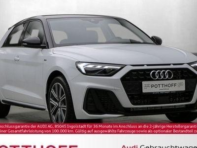 gebraucht Audi A1 Sportback 40 TFSi S-line NaviPlus