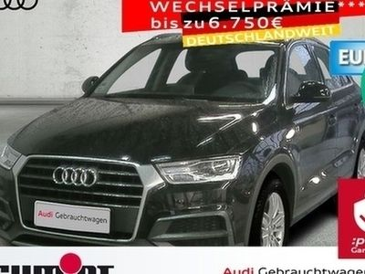 begagnad Audi Q3 design 2.0 TDI 110 kW (150 PS) 6-Gang