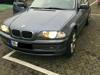 gebraucht BMW 318 i (LPG) *Schiebedach*