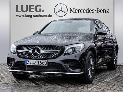 gebraucht Mercedes 350 GLCd 4M AMG 360°Kamera-Standheizung-Comand