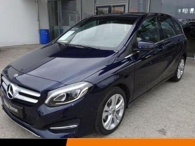 gebraucht Mercedes B180 d *Urban*LED*PDC*Sitzheizung*Tempomat*