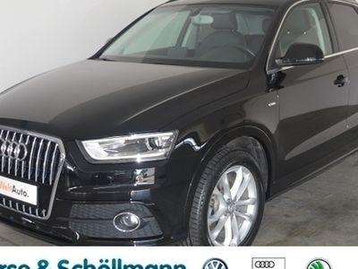 gebraucht Audi Q3 2.0 TDI DPF S-Line (Navi Climatr. SHZ GRA)
