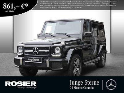 gebraucht Mercedes G63 AMG AMG AHK Xenon SHD Kamera designo AHK Xenon