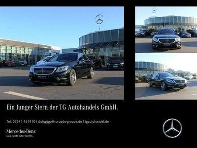 gebraucht Mercedes S350 d AMG LINE DISTRONIC+HEAD-UPDISPLAY+MEMORY