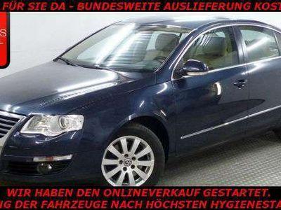gebraucht VW Passat 1.6 FSI Comfortline FOND-TV+SITZHEIZUNG+
