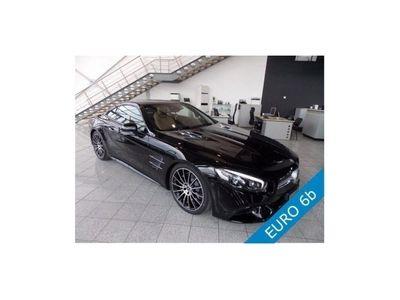 używany Mercedes SL400