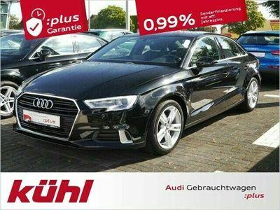 gebraucht Audi A3 Limousine 30 TDI Sport Navi DAB 17 Zoll Xenon als Limousine in Gifhorn