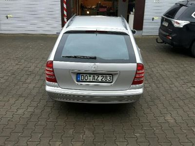 gebraucht Mercedes C200 T Kompressor Avantgarde