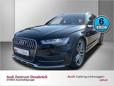 gebraucht Audi A6 Allroad 3.0 TDI quattro tiptronic AHK RFK Navi