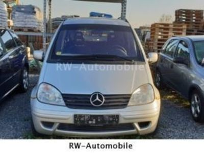 używany Mercedes Vaneo Compact Van 1.7 CDI