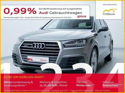 gebraucht Audi Q7 3.0 TDI TIP-TRO*QUS-LINE*AHK*STDHZ*ACC*MATRIX