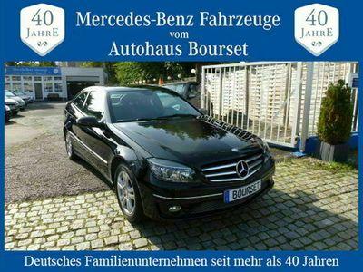 gebraucht Mercedes CLC180 K Autom-Klima-PTS-Sitzhzg-erst 55.000 KM