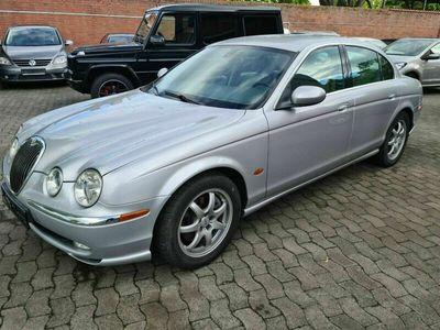 gebraucht Jaguar S-Type 4.2 V8 Executive/AUTOMATIK/NAVI/LEDER/