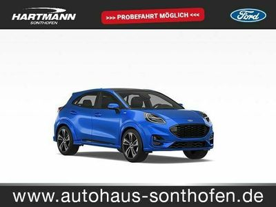 gebraucht Ford Puma TITANIUM 1,0L EcoBoost HYBRID92KW/125PS 125PS