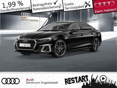 gebraucht Audi A5 Sportback S line 40 TDI MATRIX UPE 70.495,-