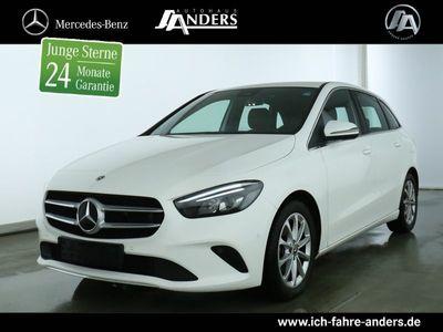 gebraucht Mercedes B180 d Progressive+Navi+LED+SHZ+Spiegel-P.+PDC