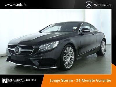 used Mercedes S560 4M Coupé Alu20*FAP*KeyGo+HFA*HeadUp*360°*