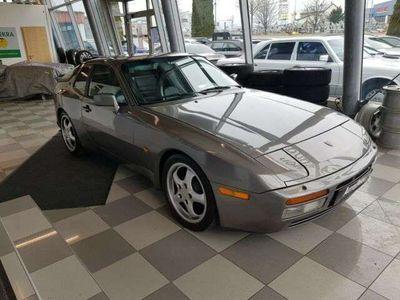 gebraucht Porsche 944 Turbo Targa Leder Zahnriemen neu*Klima*Radio