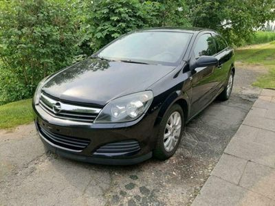 gebraucht Opel Astra GTC Astra H1,8 mit AHK und Standheizung