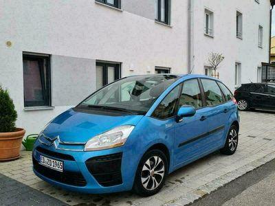 gebraucht Citroën C4 Picasso 1.6 HDI voll Scheckheft