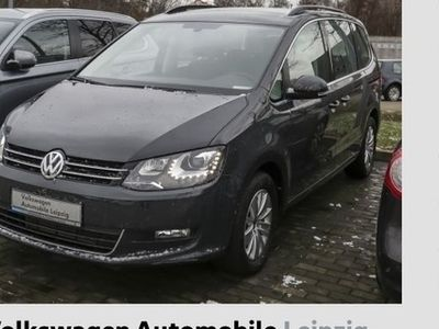 gebraucht VW Sharan Comfortline 2.0 TDI *7 Sitze*Xenon*Navi*