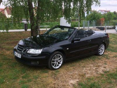 gebraucht Saab 9-3 Cabriolet 1.8 t Aut. Vector HIRSCH Klima PDC