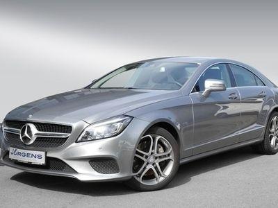 gebraucht Mercedes CLS350 BT Sport-P/Navi/ILS/Spiegel-P/Park-A/SHZ