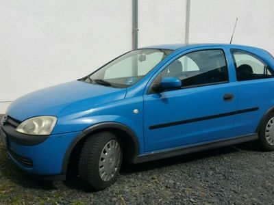 käytetty Opel Corsa 1.2 16V