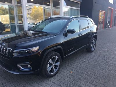 gebraucht Jeep Cherokee MY19 Limited 2.2l MultiJet 143kW (195PS