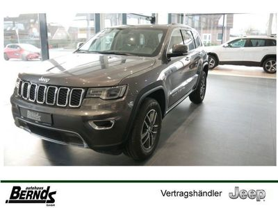 gebraucht Jeep Grand Cherokee 3.0 V6 Limited 4WD ATM Panorama