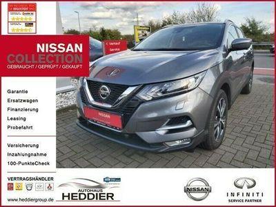 gebraucht Nissan Qashqai N-Connecta *360°-KAMERA, PANORAMAGLASDACH, NAVI